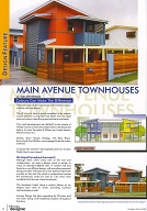 Article in 'The Designer' magazine by the Building Designer's Association of Queensland - click to read the article. Then click on 'Original' on right lower side and when open zoom in to read.